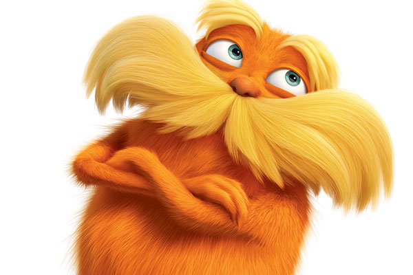 The Lorax listing